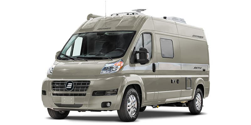 Find Specs for 2019 Hymer Aktiv Class B RVs