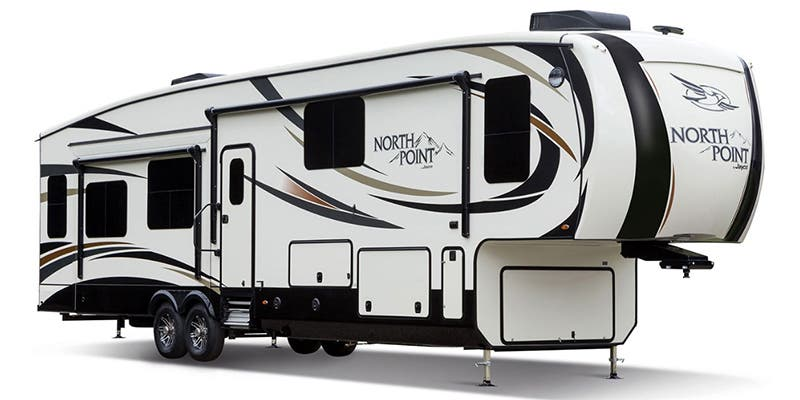 Find Specs for 2017 Jayco North Point Fifth Wheel RVs