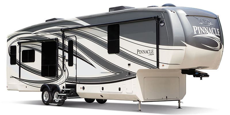 Find Specs for 2017 Jayco Pinnacle Fifth Wheel RVs