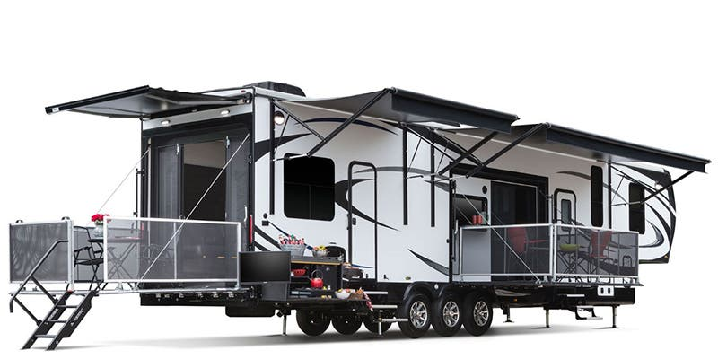 Find Specs for 2017 Jayco Seismic Wave Toy Hauler RVs