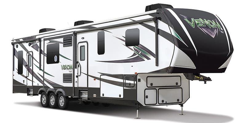 Find Specs for 2017 K-Z Venom RVs