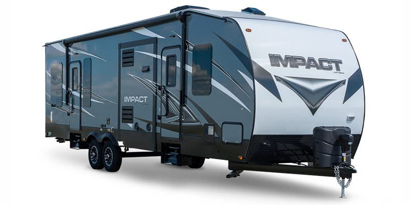 Find Specs for 2017 Keystone Impact Toy Hauler RVs
