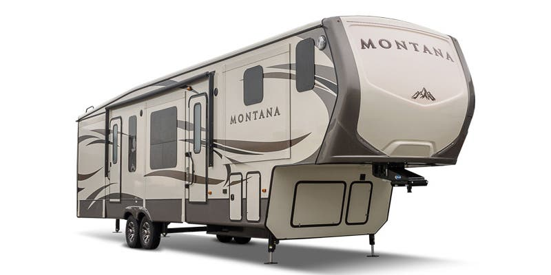 2018 Keystone Montana (Fifth Wheel)