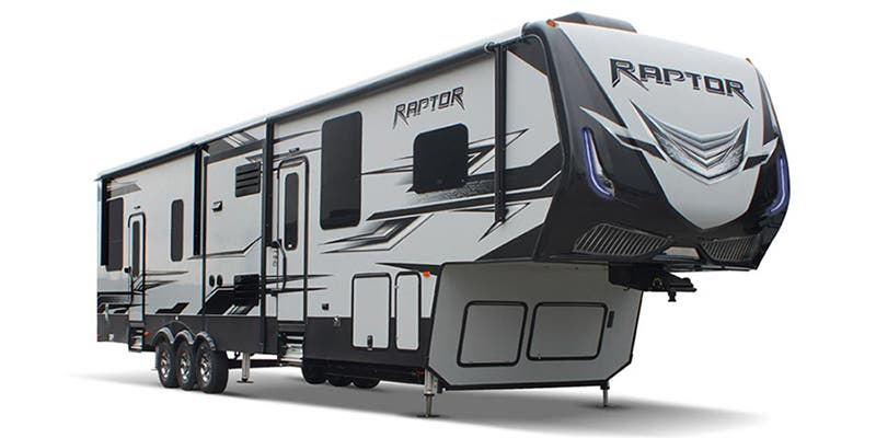 Find Complete Specifications For Keystone Raptor Rvs Here