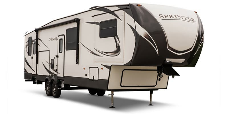 Find Specs for 2018 Keystone Sprinter Limited Fifth Wheel RVs