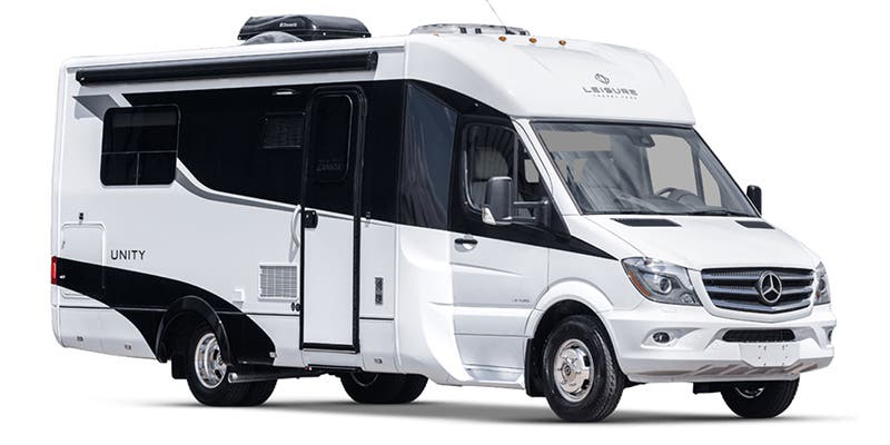 Find Specs for Leisure Travel Unity Class C RVs