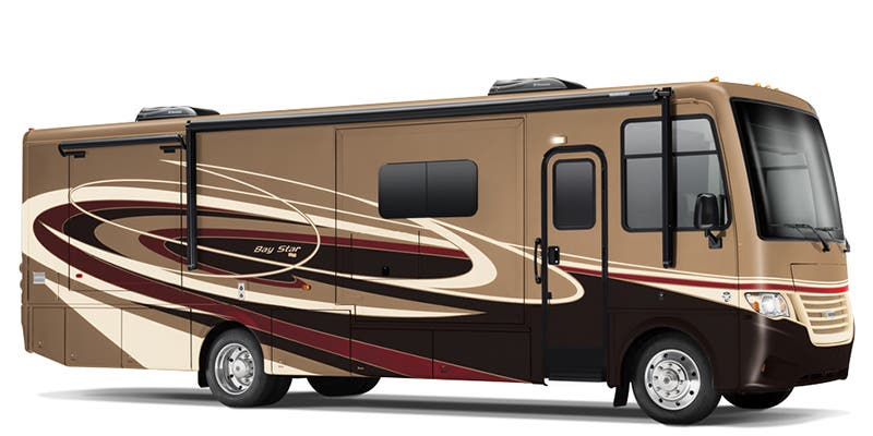 Find Specs for 2017 Newmar - Bay Star <br>Floorplan: 3306 (Class A)