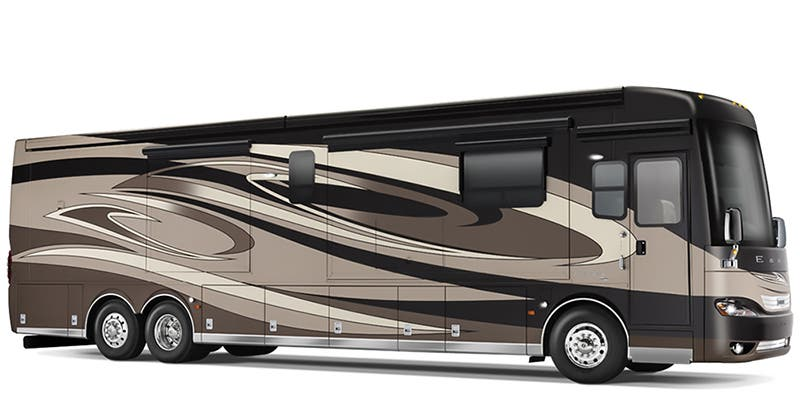 Find Specs for 2017 Newmar - Essex <br>Floorplan: 4533 (Class A)