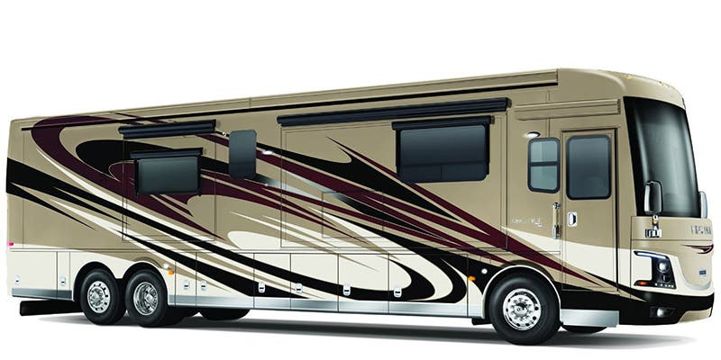 Find Specs for 2017 Newmar King Aire Class A RVs