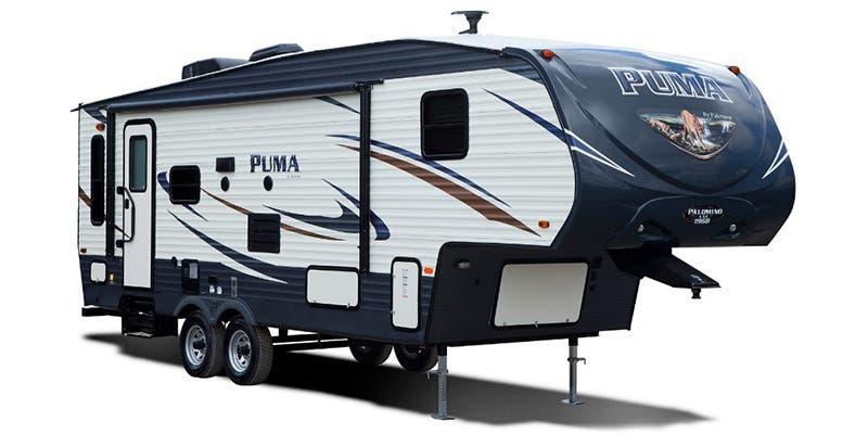 Find Specs for 2017 Palomino Puma Fifth Wheel RVs