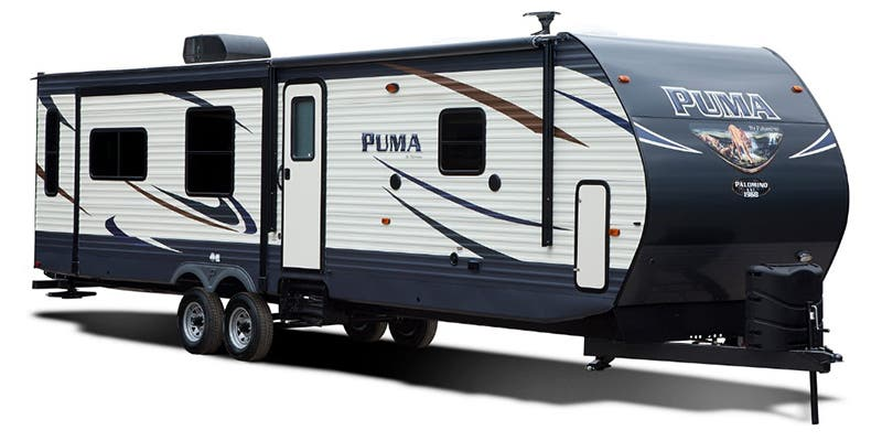 Find Specs for 2017 Palomino Puma Travel Trailer RVs
