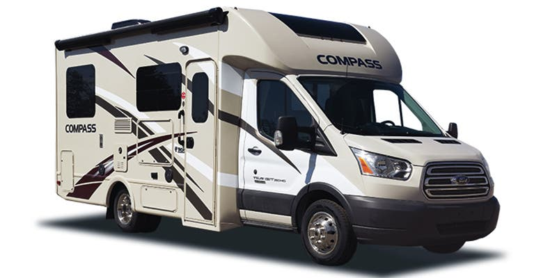 Find Specs for 2018 Thor Motor Coach Compass Class C RVs