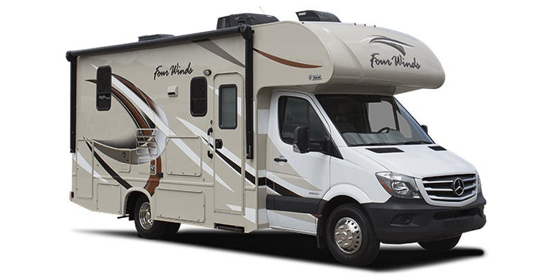 Find Specs for 2018 Thor Motor Coach Four Winds Sprinter Class C RVs