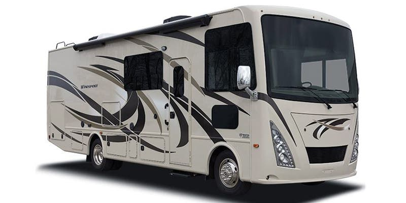 Find Specs for 2018 Thor Motor Coach Windsport Class A RVs
