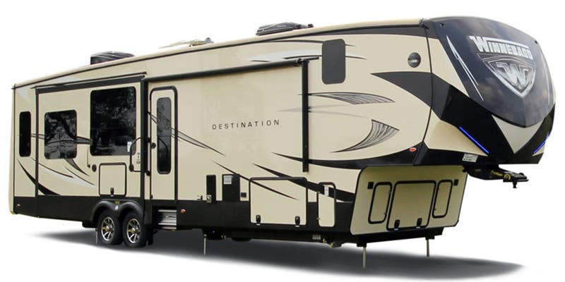 Find Specs for 2017 Winnebago Destination Fifth Wheel RVs
