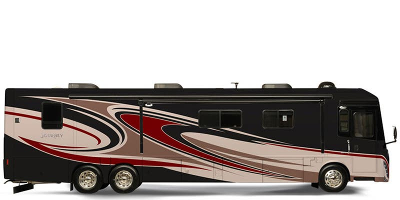 Find Specs for 2017 Winnebago Journey Class A RVs