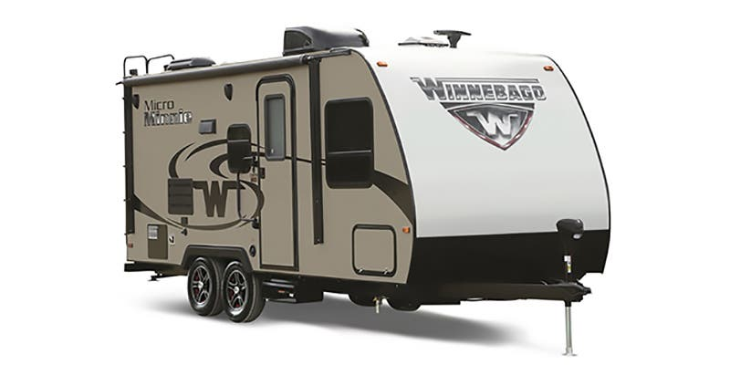 Find Specs for 2018 Winnebago Micro Minnie Travel Trailer RVs
