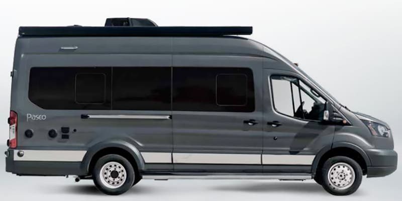 Find Specs for 2017 Winnebago Paseo Class B RVs