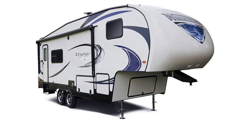 Find Specs for 2017 Winnebago Voyage Lite Fifth Wheel RVs