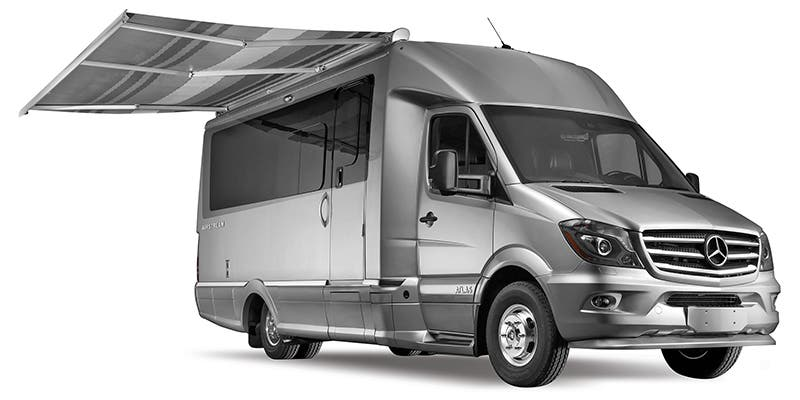 Find Specs for 2019 Airstream Atlas Class B RVs