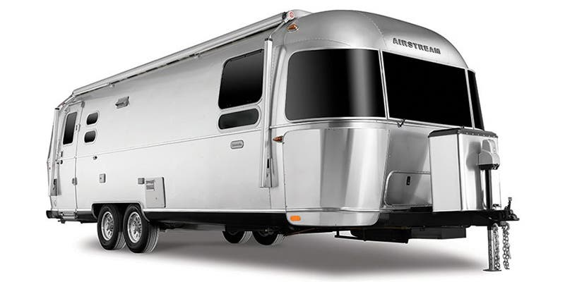 Find Specs for 2019 Airstream - Globetrotter <br>Floorplan: 27FB Twin (Travel Trailer)