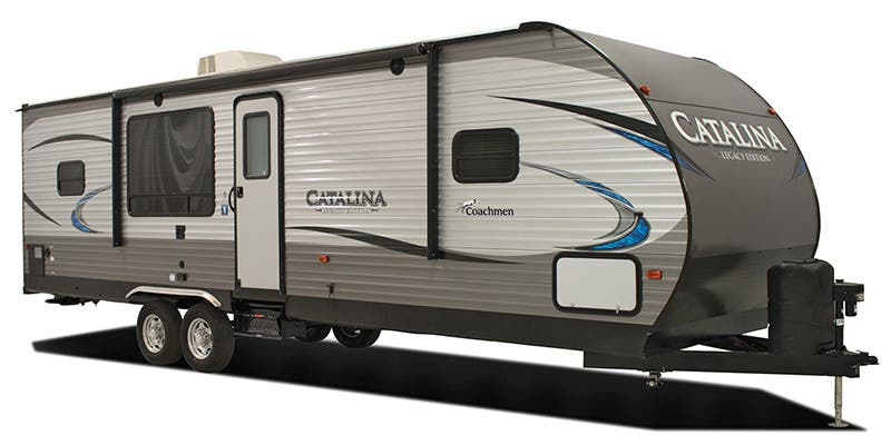 Find complete specifications for Coachmen Catalina Travel