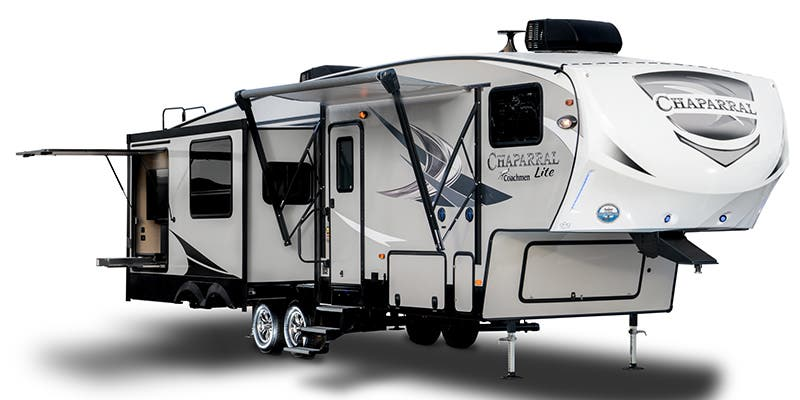 2018 Coachmen Chaparral Lite (Fifth Wheel)