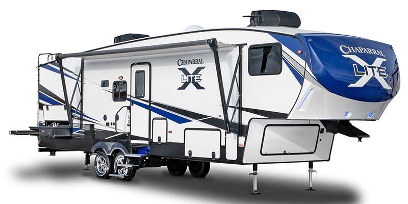 Find Specs for 2018 Coachmen Chaparral X-Lite Fifth Wheel RVs