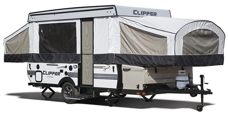 full specs for 2018 coachmen clipper classic 1285 sst rvs | rvusa