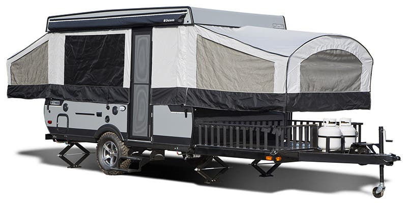 Find Specs for 2018 Coachmen Clipper Toy Hauler RVs