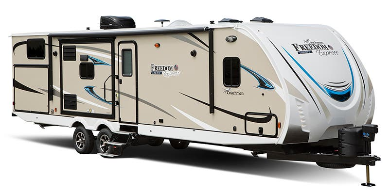 Find Specs for 2019 Coachmen Freedom Express Travel Trailer RVs