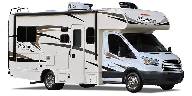 Find Specs for 2018 Coachmen Freelander  Class C RVs