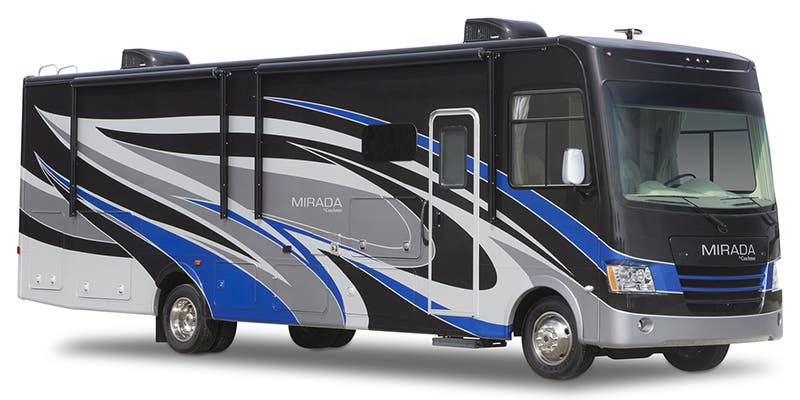Find Specs for 2018 Coachmen Mirada Class A RVs