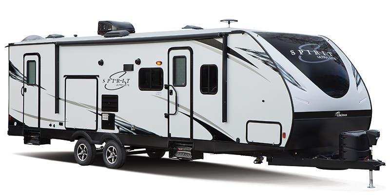 Find Specs for 2018 Coachmen Spirit Ultra Lite Travel Trailer RVs