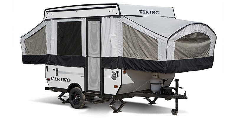 2018 Coachmen Viking Epic (Expandable Trailer)