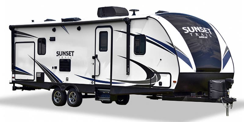 2018 CrossRoads Sunset Trail Super Lite (Travel Trailer)