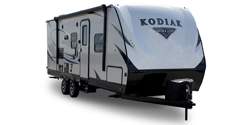 find specs for 2018 dutchmen - kodiak ultra-lite <br>floorplan: 264rlsl