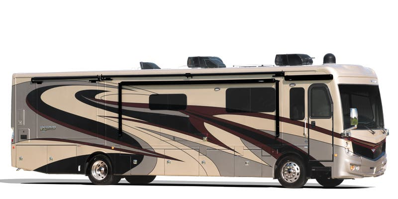Find Specs for 2018 Fleetwood Discovery Class A RVs