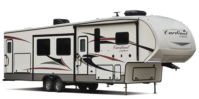 Forest River RV Unit Spec Results | Research on RVUSA com