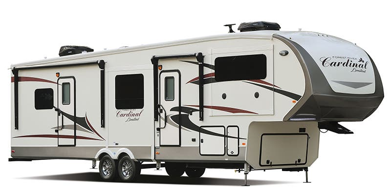 Find Specs for 2018 Forest River Cardinal Limited Fifth Wheel RVs