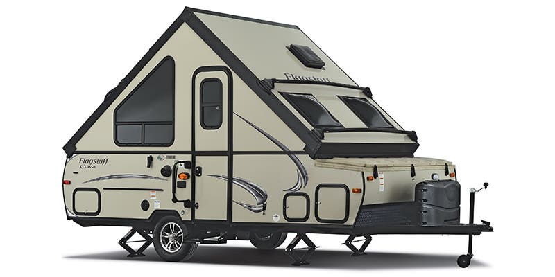 Find Specs for 2019 Forest River Flagstaff Hard Side Expandable Trailer RVs