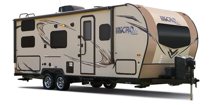 2018 Forest River Flagstaff Micro Lite (Travel Trailer)