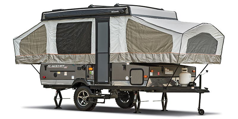 2018 Forest River Flagstaff (Expandable Trailer)