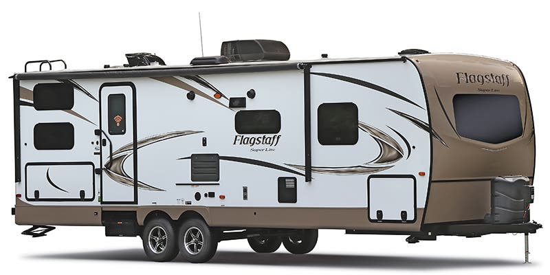 Find Specs for 2018 Forest River Flagstaff Super Lite/Classic Travel Trailer RVs