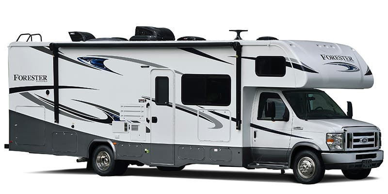 Find Specs for 2018 Forest River Forester Class C RVs
