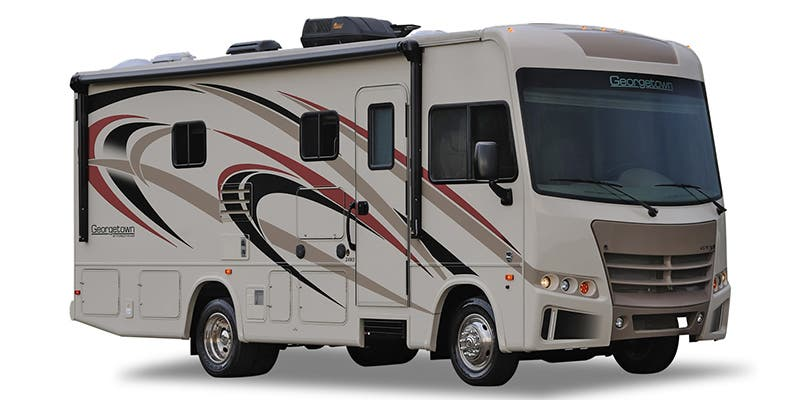 Find Specs for 2018 Forest River Georgetown 3 Series GT3 Class A RVs