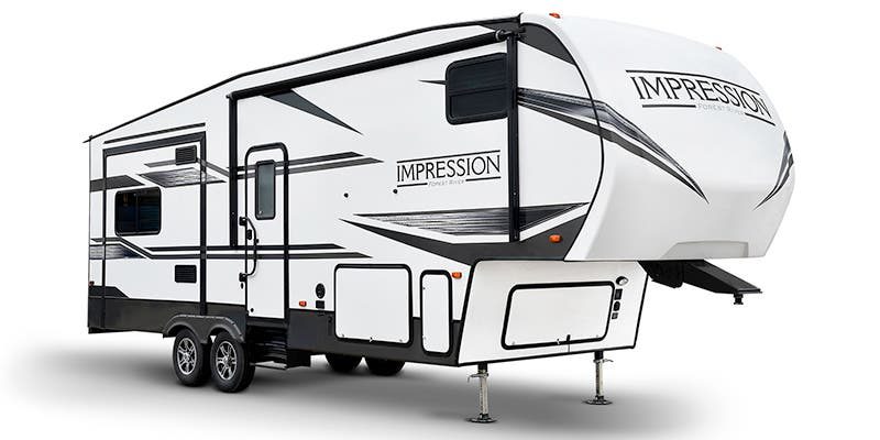 Find Specs for 2018 Forest River Impression Fifth Wheel RVs
