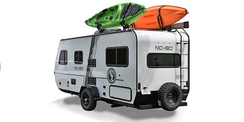 Find Specs for 2018 Forest River No Boundaries Toy Hauler RVs