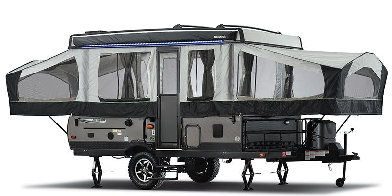 Find Specs for 2018 Forest River Rockwood Expandable Trailer RVs