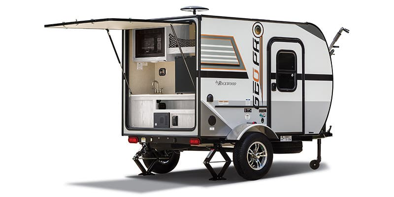 2018 Forest River Rockwood Geo Pro (Travel Trailer)